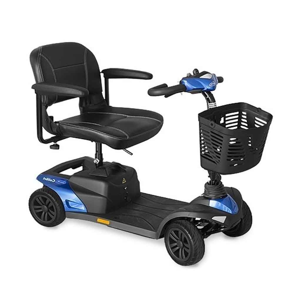Invacare-Colibri-scooter-blue