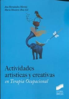 Actividades Creativas en Terapia ocupacional