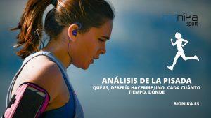Análisis de la pisada en Granada